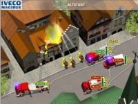 Firefighter Online Game (Iveco Magirus)